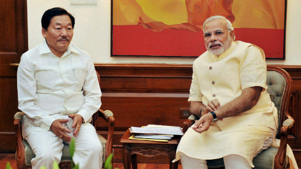 Sikkim CM Pawan chamling looking for record win