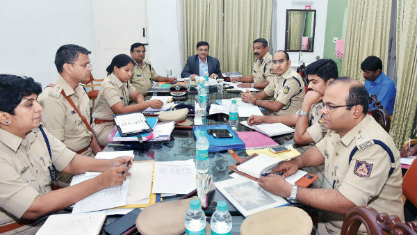 Crime cases in Mysuru city: A special meeting with police superiors