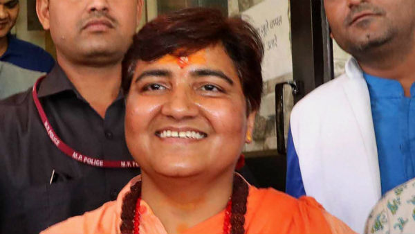 Nathuram Godse is a patriot, not terroristr: Pragya Singh Thakur
