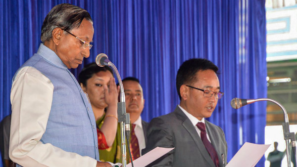 After 25 years new CM to Sikkim, Prem Singh Tamang