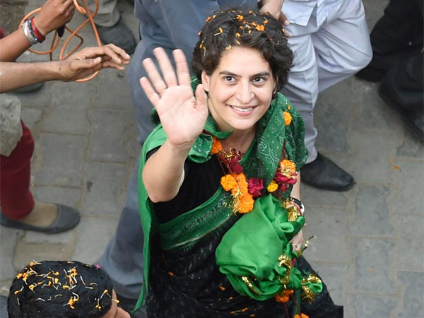 NCPCR has issued a notice to Priyanka Gandhi