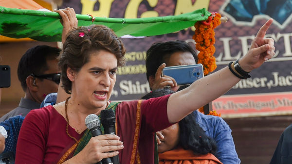 Rahul Gandhi should not fall into the trap of BJP : Priyanka Vadra