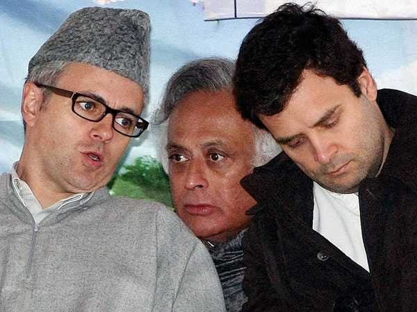 Former J&K CM Omar Abdullah criticised Rahul, given the BJP to walkover