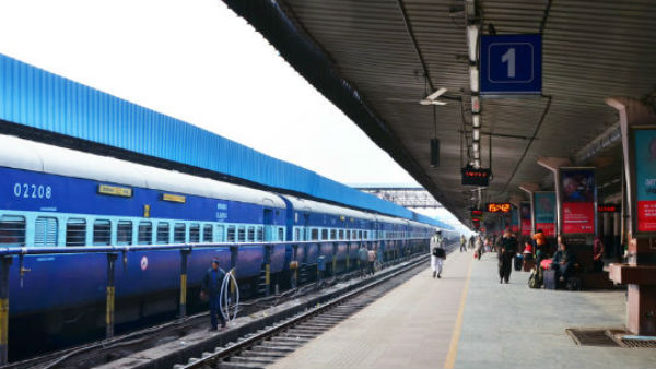 FRS camera will be installed in Railway stations