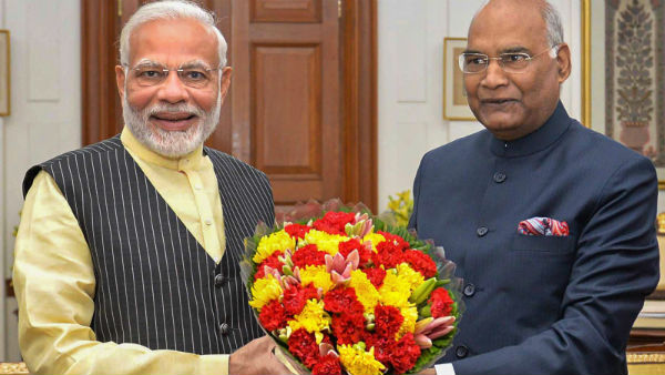 Narendra Modi to meet President to stake claim to form new government