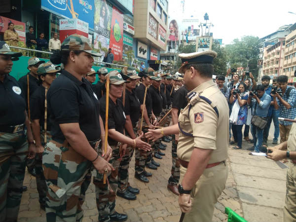 Rani Abbaka police force launched in Mangaluru