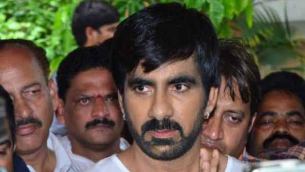 2017 Drug Scandal : Ravi Teja and other Celebrities get clean chit