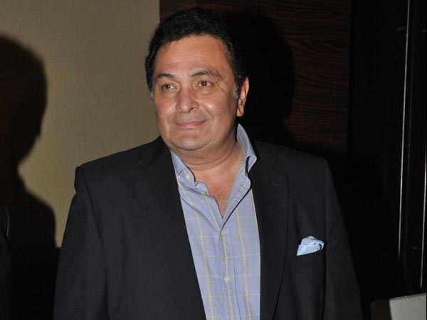 Bollywood actor Rishi Kapoor is cancer free