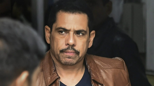 Trouble for Robert Vadra : ED approaches court for cancellation of bail