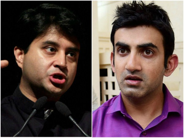Scindia,Gambhir richest candidates contesting in Lok Sabha sixth phase poll