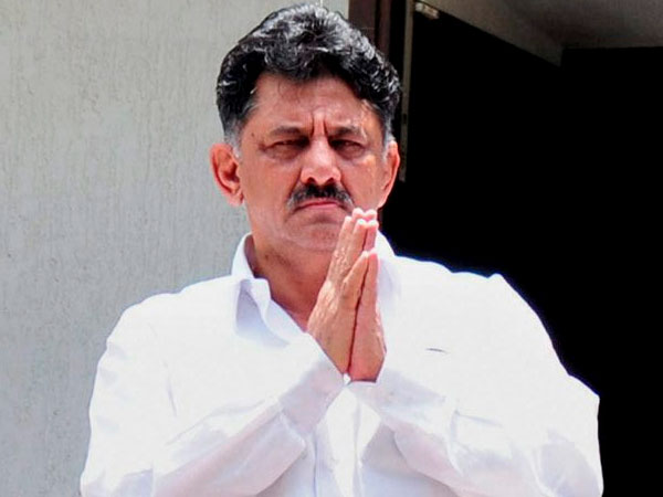 I did not afraid of IT raids, then how can i cry for votes: DK Shivakumar
