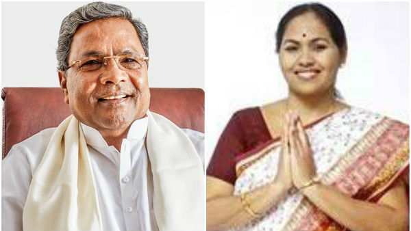 Dont cry out every time: Shobha Karandlaje to Siddaramaiah