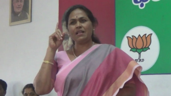 Bjp will win full Majority – Shobha Karandlaje