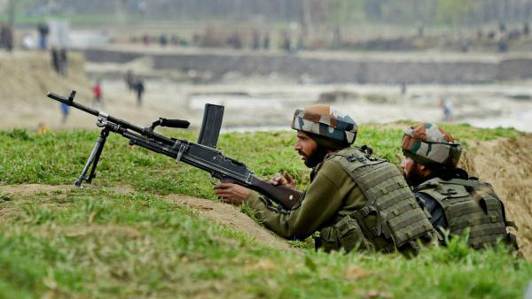 Indian Army deploys specially trained near LOC