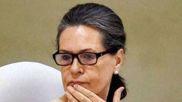 Sonia Gandhi invites opposition leaders for a meeting on May 23