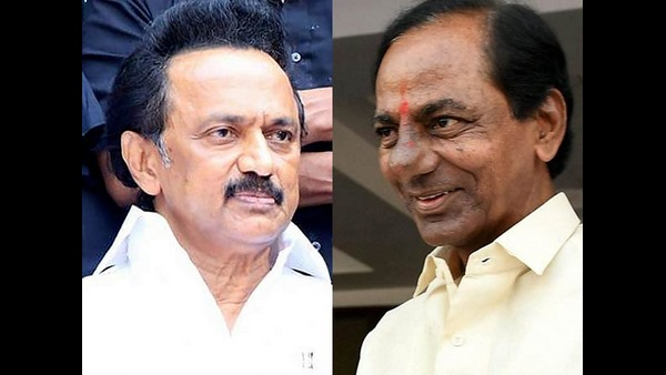 K Chandrashekhar Rao likely to meet MK Stalin on May 13