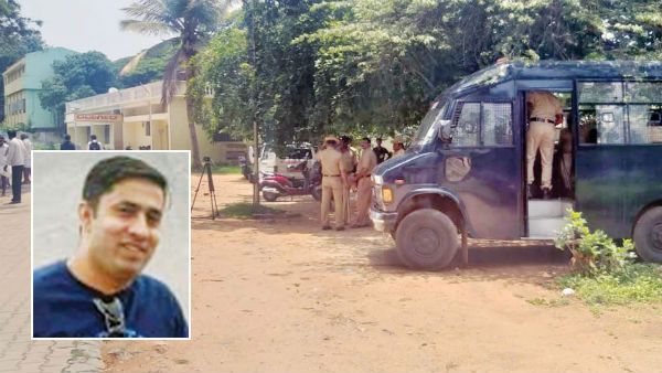 Mysuru Shoot-Out case: Police kumar has been transferred to Bangalore