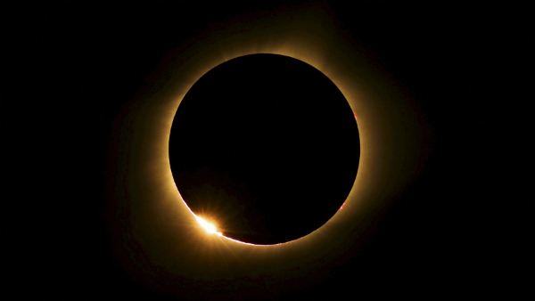 Total solar eclipse on July 2nd, not visible in India