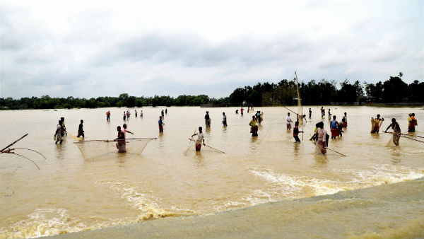 Heavy rain in Tripura, over 700 people in relief camps
