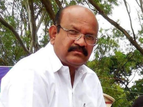 Umesh jadhav blames Congress for his daughter fails in PUC exams