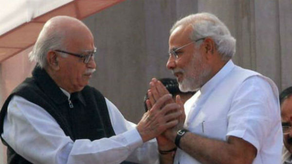 LK Advani congratulates Narendra Modi and Amit Shah