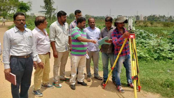 Survey of Kaggadasapura Lake by BWSSB KSPCB and United Bengaluru