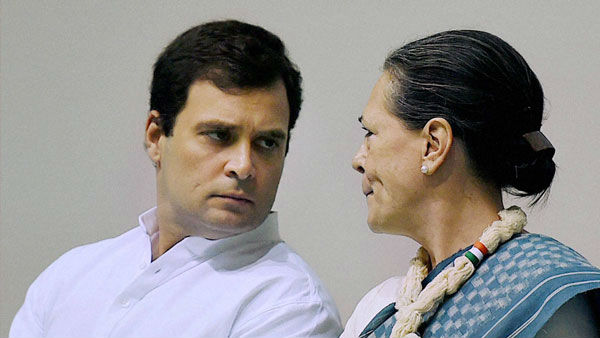 Senior Congress leaders meet without Sonia and Rahul Gandhi