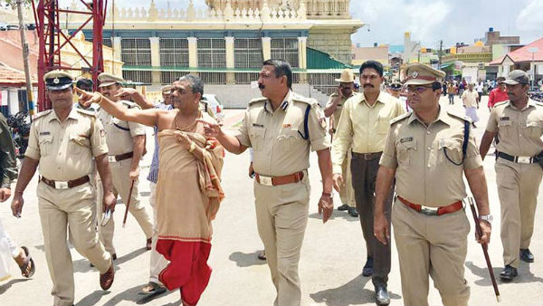 Special arrangements for Ashada shukravara pooja in mysuru