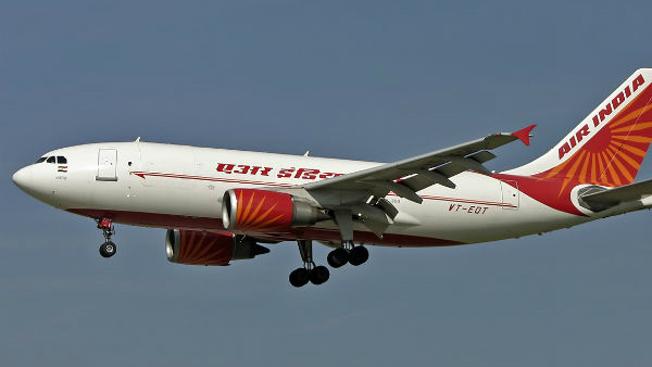 After Hoax bomb threat Air India flight back in Air
