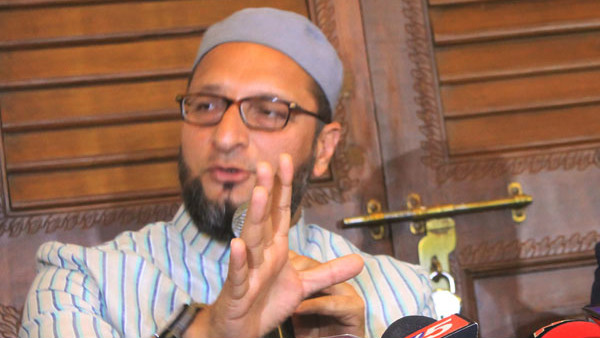 Congress become weak its no use for Muslims: Asaduddin Owaisi