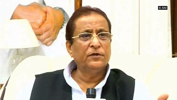 SP Leader Azam Khan in new controversy, Madrasas not produce people like Godse, Pragya