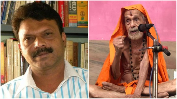 Mahatma Gandhi is father of nation not Vedavyasa : Banjagere Jayaprakash