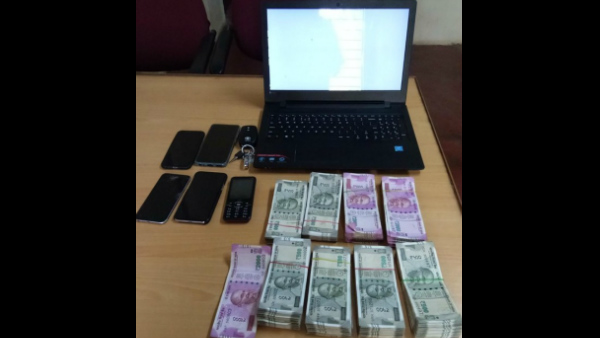 Two arrested for Cricket betting in Mangaluru