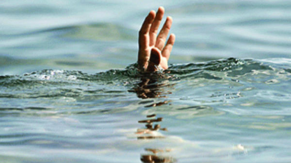 three Students died while swimming in river