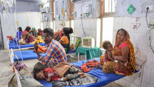 Death toll rises to 103 in Bihar due to AES