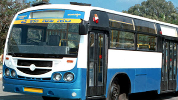 No BMTC bus service for Lottagollahalli