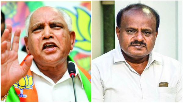 Opposition leader BS Yeddyurappa demanded, Chief Minister HD Kumaraswamy should reveal who is contacted JDS MLA