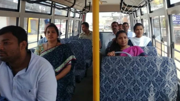 Udupi DC Hepsiba Rani ordered government officers to travel in bus on every Thursday