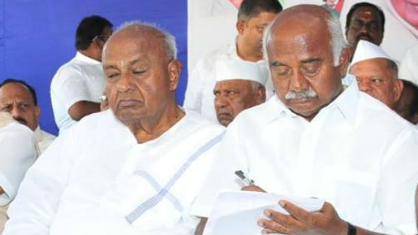 HD Deve Gowda meeting with H Vishwanath fails