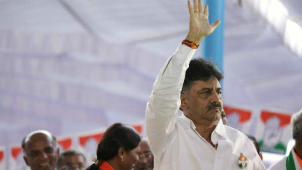 I am keeping quite, because of instruction from party leaders : DK Shivakumar
