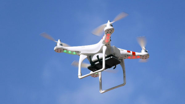 BBMP is ready to use drone to mapping properties in Bengaluru
