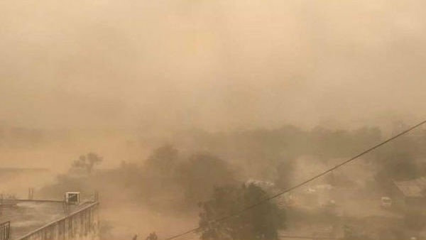 34 lost their life due to dust storm in Uttar pradesh and Madhya pradesh