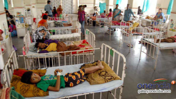 More than 30 people suffering from Fever in Mandya