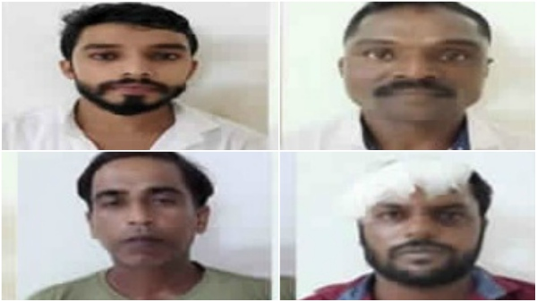 4 arrested for selling drugs in Mangaluru