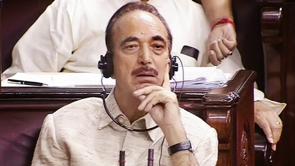 keep new india yourself give us our old india gulam nabi azad rajya sabha