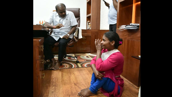 HDK helps handicapped woman to start own business