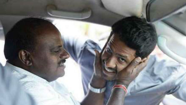 Nikhil Kumaraswamy is out of race for JDS state President