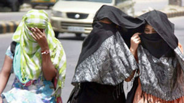 Rajasthan blazes 50.3 degree celsius