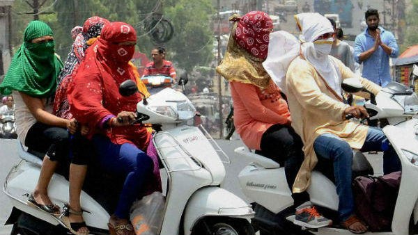 IMD issues red warning in New Delhi