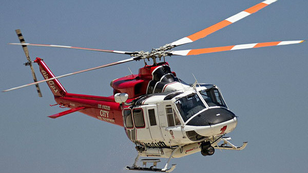 Maharashtra farmer sends helicopter to bring her bride to wedding